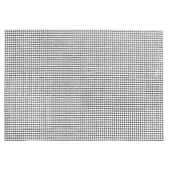 BBQ Grillmatta 36x42cm fiber glas -