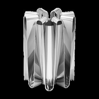 Frequency Vas Rostfritt stål -