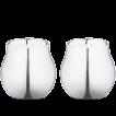 Georg Jensen CAFU, värmeljushållare i rostfritt stål 2st - CAFU värmeljushållare