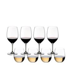 Cabernet 4-pack+4 glas på köpet, Riedel