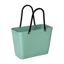 Väska Hinza Liten Olivgrön – Green Plastic
