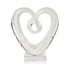 Hjärta Vit 12,5cm