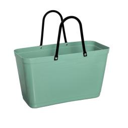 Väska Hinza Stor Olivgrön – Green Plastic
