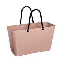 Väska Hinza Stor Nougat – Green Plastic