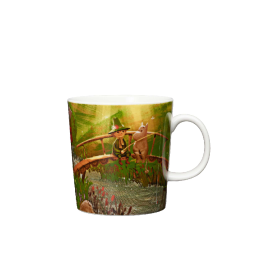 Arabia Muminmugg - Moominvalley - Den sista draken