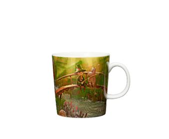 Arabia Muminmugg - Moominvalley - Den sista draken - Arabia Muminmugg