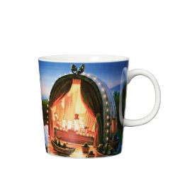 Arabia Muminmugg - Moominvalley - Den gyllene svansen