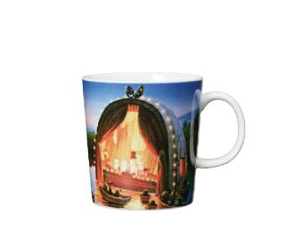 Arabia Muminmugg - Moominvalley - Den gyllene svansen -