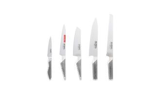 5 dels knivset, Global - Global knivset