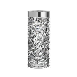 Carat Vas med metalltop, Orrefors