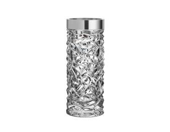 Carat Vas med metalltop, Orrefors -