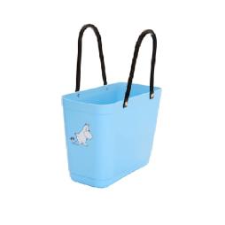 Hinza väska Mumin, liten ljusblå