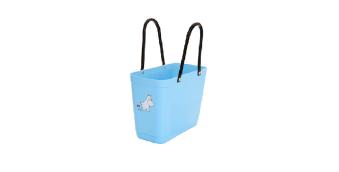 Hinza väska Mumin, liten ljusblå -