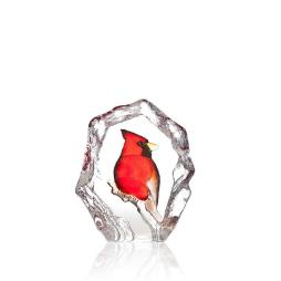 Målerås, Wildlife kardinal handmålad