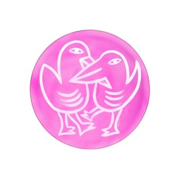 Final Peace Plate Pink