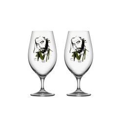 All about you - Want him ölglas 2-pack