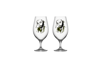 All about you - Want him ölglas 2-pack - All about you - Want him ölglas 2-pack