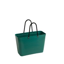 Hinza väska, Stor mörkgrön