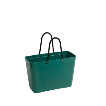 Hinza väska, Stor mörkgrön -