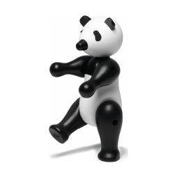 Panda liten svart/vit, Kay Bojesen