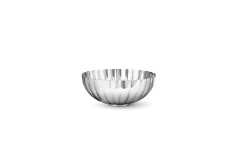 Bernadotte bowl stainless steel medium 175 mm, Georg Jensen -