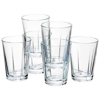GC Vattenglas 22 cl 6-pack -