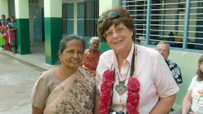 Mari med Ms Pushpaleela