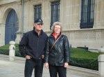 KG och Anita i Luxemburg