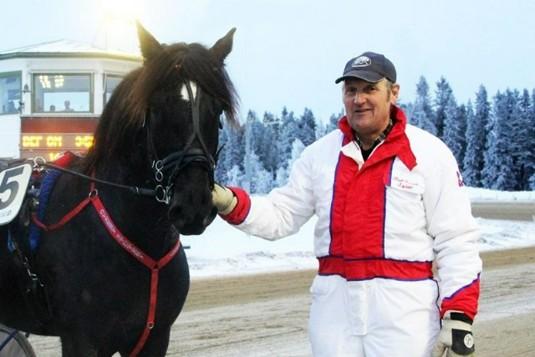 K.A.Nonbra och Karl Gunnar    Foto: Tom Jönehag