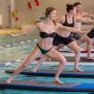 SUP Yoga i Göteborg Board Yoga