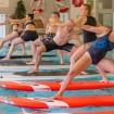 SUP YOGA i Göteborg - Board Yoga
