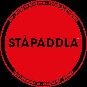 STÅPADDLING I SÄVEÅN - Säveån- Ståpaddling