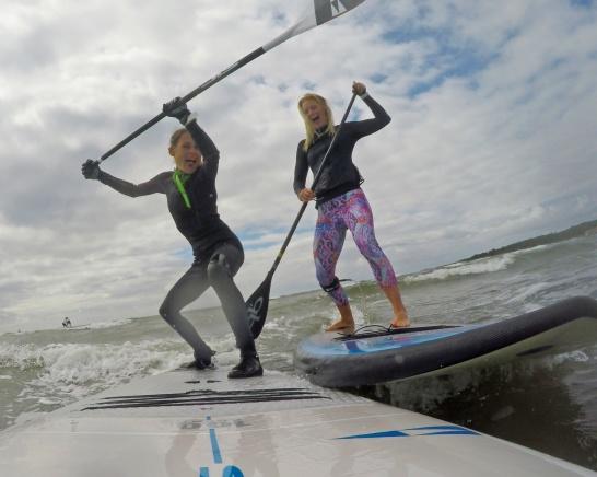 ståpaddla - sup surf i varberg.
