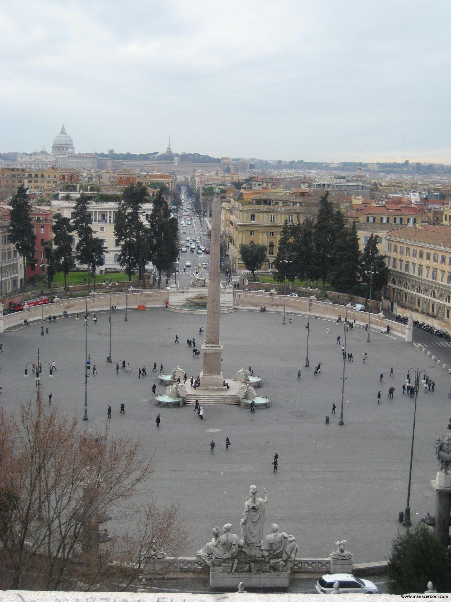 Yogaresa till Rom