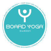 INSTRUKTÖR SUP-YOGA/ BOARD YOGA/ STEG 1 / 4 - 5 Juli 2020