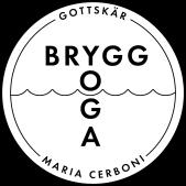BRYGGYOGA I GOTTSKÄR - SÖNDAG 7 MARS