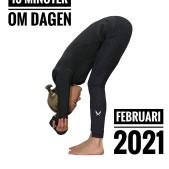 15 MINUTER OM DAGEN! FEBRUARI 2021