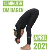 15 MINUTER OM DAGEN! APRIL 2021