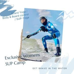 WOMENS SUP-CAMP 20-22 MAJ 2022 - WOMENS SUP-CAMP 20-22 MAJ 2022