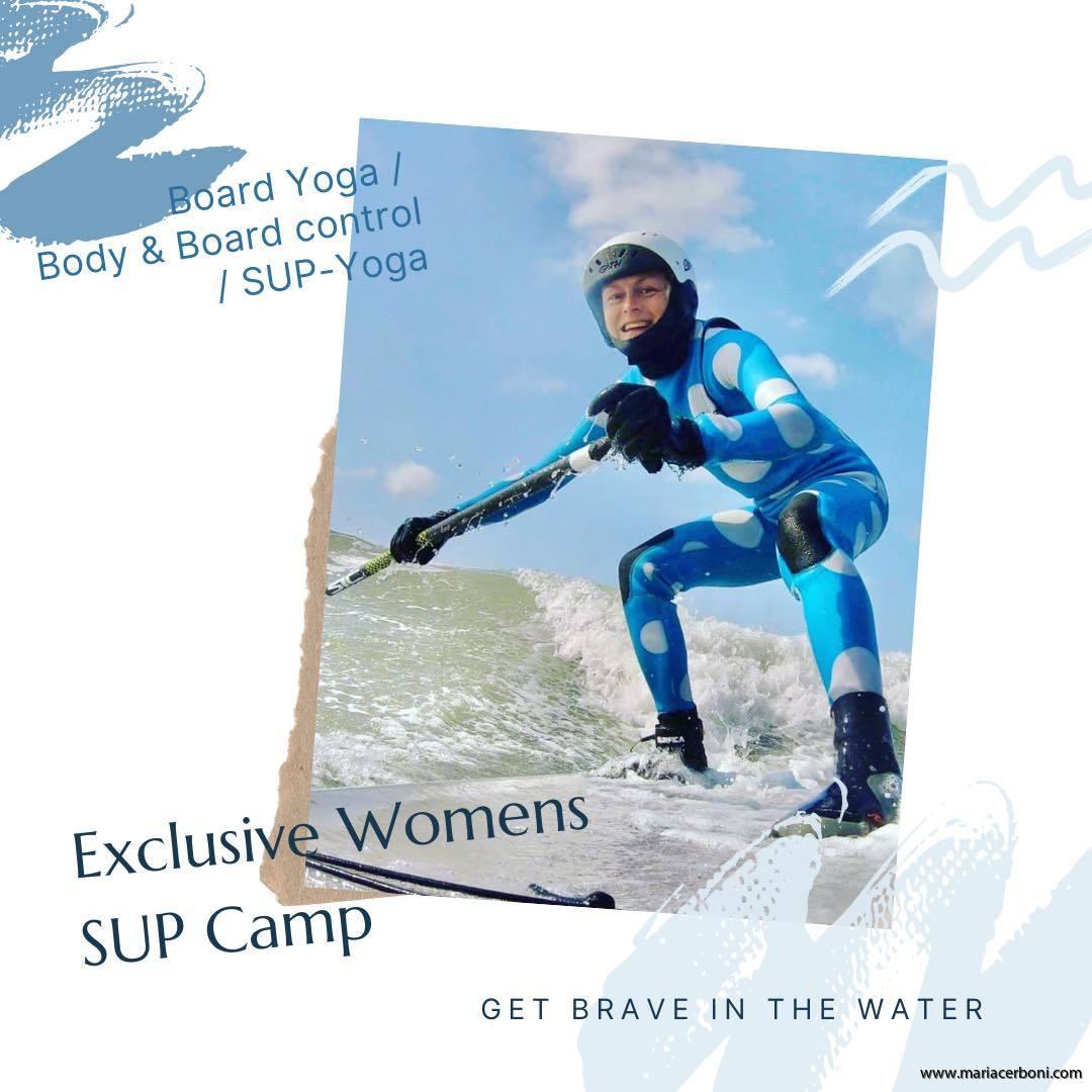 WOMENS SUP-CAMP 20-22 MAJ 2022