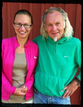 Sommar 2013 - utbildning till Diplomerad Mindfulnesscoach och Diplomerad Qi Andnings Qi Gongcoach. Kjell Haglund.