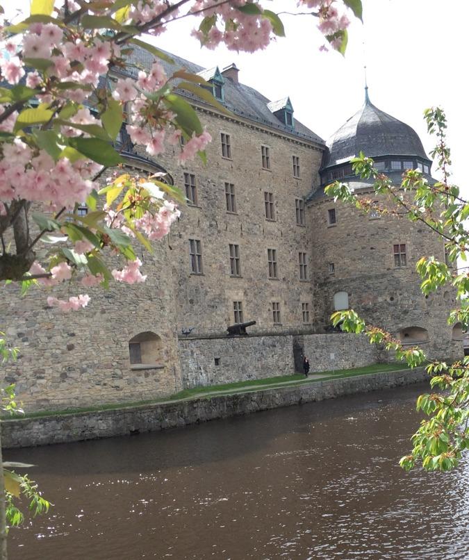 Örebro slott slottet utmattningssyndrom utmattning utbränd