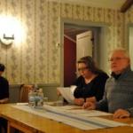 Mötesordförande samt mötessekreterare