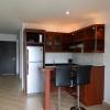 Kök liten lägenhet