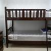 litet sovrum lägenhet
