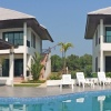 Palmleaf Poolområde