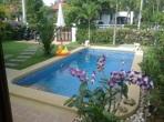 pool i Thailand