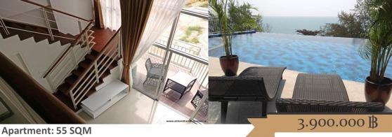 Lägenhet till salu Mae Phim