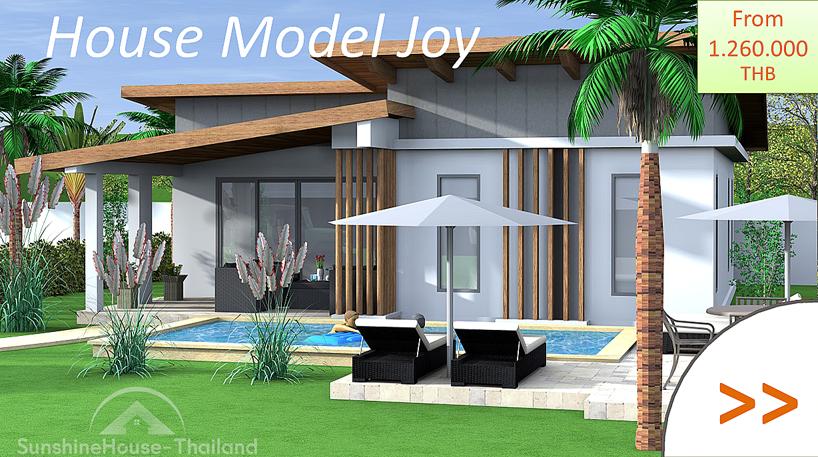 Hus och l genheter i thailand sunshinehouse for Minimalist house thailand