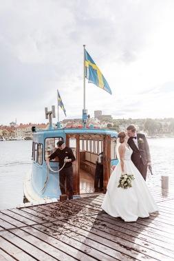 bröllopsfotograf göteborg, Åsa Lännerström, marstrand, marstrands kyrka, marstrand vigsel, marstrands havshotell, bröllop marstrand, skärgårdsbröllop, marstrands fästning, brygga, båt, bröllopsporträtt